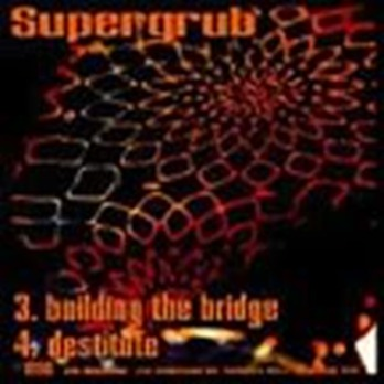 Supergrub/Unmarked Cars Split EP cover